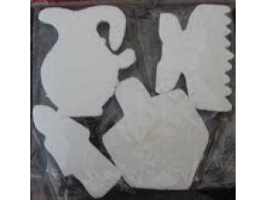 Chanukah Styrofoam Shapes
