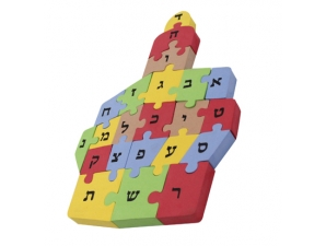 Tower Of David Rubber Puzzle