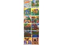 The Books of Bereishit Stickers