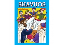 Shavuot Activity Book