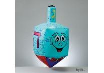 Inflatable Dreidel