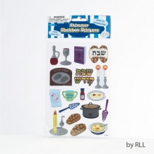 Shabbat Sticker