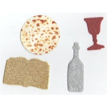 Passover Foam Glitter Sh...