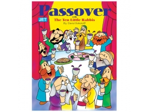 Passover with the 10 Little Rabbis