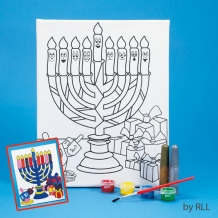 Chanukah Paint Your Own ...