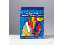 Chanukah Create Your Own Beeswax Candles, Makes 44 Candles