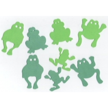 Passover PolyFoam Frogs