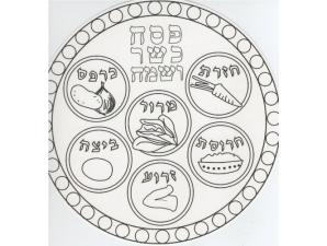 Passover Seder Plate Crafts