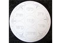 Passover Seder Plate Craft