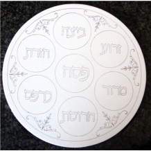 Passover Seder Plate Cra...