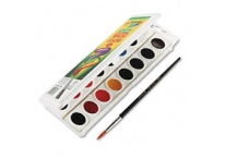 16 Color Palette Crayola Watercolor Set