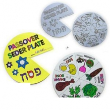 Interactive Seder Plate ...