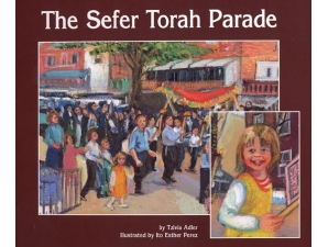 The Sefer Torah Parade