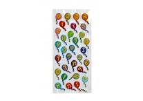 Aleph Bet Balloon Stickers