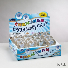 Chanukah Bouncy Ball Set...