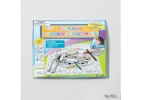 Chanukah Coloring Placemats