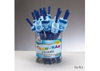 Chanukah Straws; Set of 12