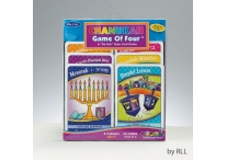Chanukah: Game of four