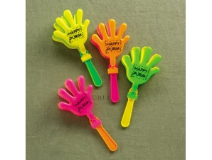 Purim Hand clapping Graggers