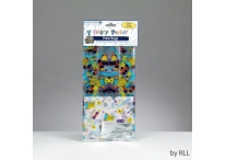 Purim Cellophane Bags