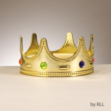 Purim Jeweled Crown, 7&q...