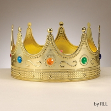 Purim Jeweled Crown, 8&q...