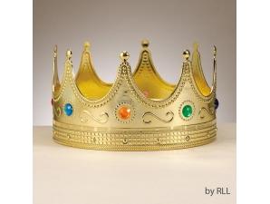 "Purim Jeweled Crown, 8"""