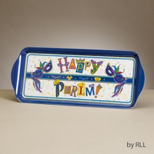 Purim Melamine Rectangle...