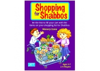 Shopping for Shabbat Memory Game