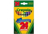 24 Count Tuck Box Crayola Crayons