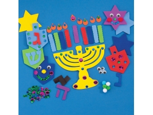 Chanukah Foam Activity Kit