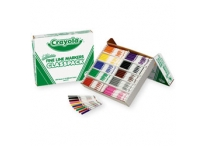 200 Count Classpack Crayola Fine Line Washable Markers