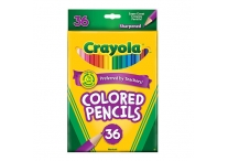 36 Count Crayola Colored Pencils