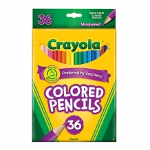 36 Count Crayola Colored...