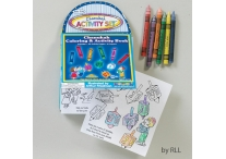 Chanukah Carry-Along Activity Set