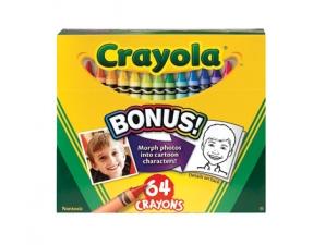 64 Count Crayola Crayons