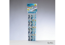 Set of 6 Chanukah Pencils