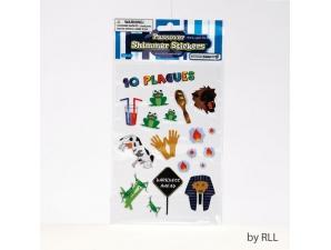 Passover Fabric Stickers
