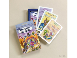 Passover Card Game