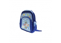 Blue Blocks Aleph Bet School Bag