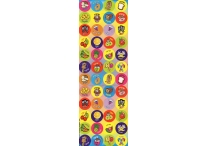 Brachos Multicolored, Dots Stickers