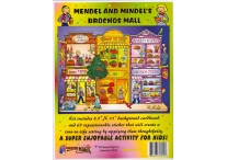 Brachot Mall Sticker Activity Kit