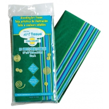 20 Sheets Cool Colored B...
