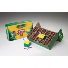 832 Count Classpack Cray...