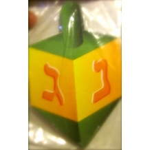 Chanukah Cardstock Dreid...