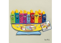 Chanukah Finger Puppets