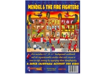 Firefighter Sticker Activity Kit
