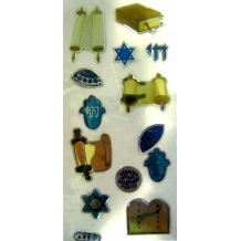 Jewish Themed Stickers