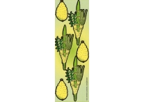 Lulav and Etrog, Die-Cut Sticker