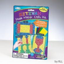 Mitzvah Foam Mosaic Craf...